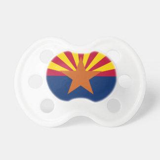 Arizona State Flag Pacifiers
