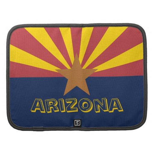 Arizona State Flag - Rickshaw Folio Planner