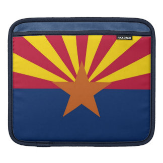 Arizona State Flag Rickshaw Sleeve Sleeves For iPads