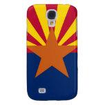 Arizona State Flag Samsung Galaxy S4 Cases