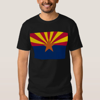 Arizona State Flag Shirt