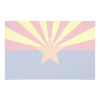 Arizona State Flag Stationery