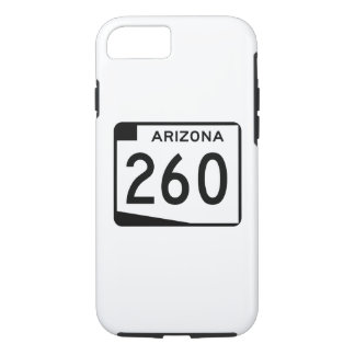 Arizona State Route 260 iPhone 7 Case