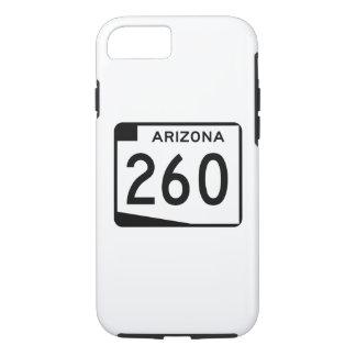 Arizona State Route 260 iPhone 7 Case