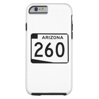 Arizona State Route 260 Tough iPhone 6 Case