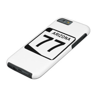 Arizona State Route 77 Tough iPhone 6 Case