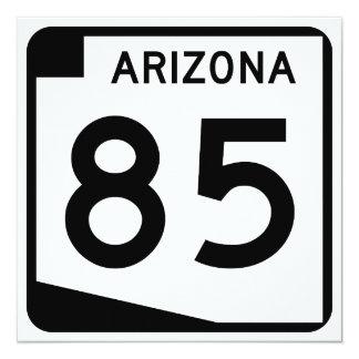 Arizona State Route 85 Card
