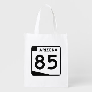 Arizona State Route 85 Reusable Grocery Bag