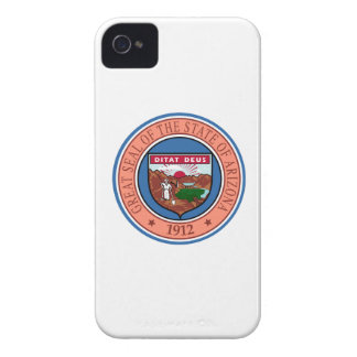 Arizona State Seal iPhone 4 Case-Mate Case