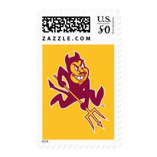 Arizona State Sparky Postage