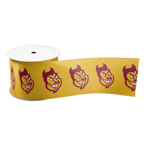 Arizona State Sparky Satin Ribbon