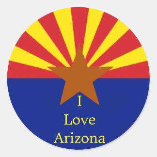 Arizona State Sticker