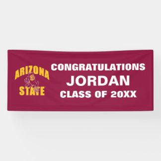 Arizona State Sun Devil Banner