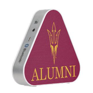 Arizona State University Alumni | Chevron Pattern Bluetooth Speaker