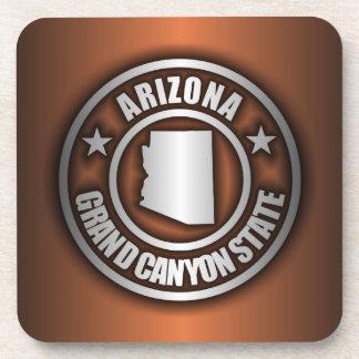 """Arizona Steel"" Cork Coasters (AO)"