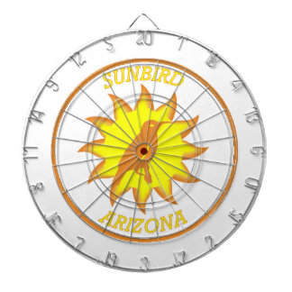 Arizona  Sunbird Shield Dart Boards