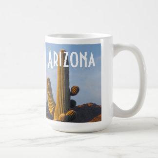 Arizona - Sunlit Saguaro Mug