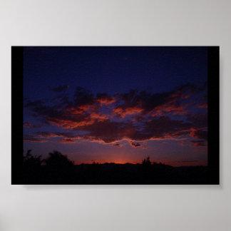 Arizona Sunset 11 Poster