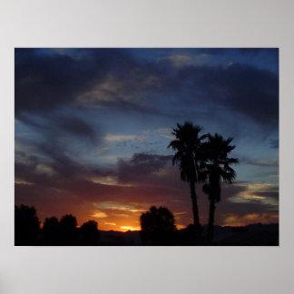 Arizona Sunset 16 Poster