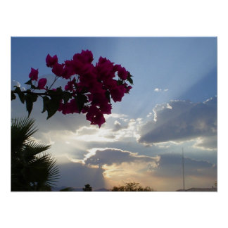 Arizona Sunset 17 Poster