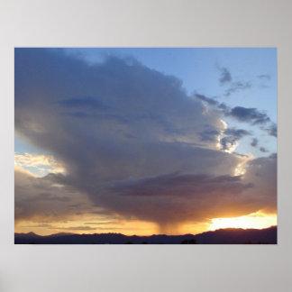 Arizona Sunset 18 Poster