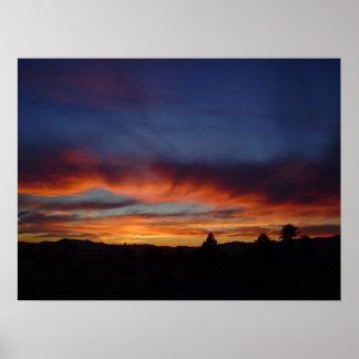 Arizona Sunset 20 Poster