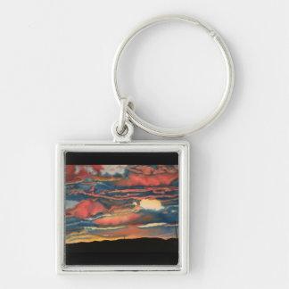 Arizona Sunset Keychain