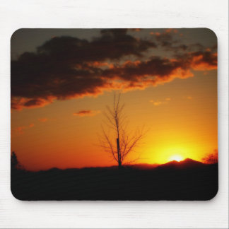 Arizona Sunset Mouse Pads