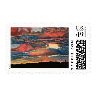 Arizona Sunset Postage