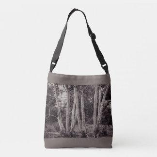 Arizona Sycamores All-Over-Print Cross Body Bag