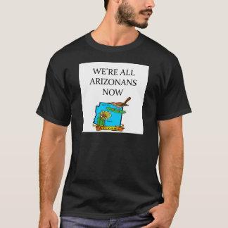 ARIZONA tea party joke T-Shirt
