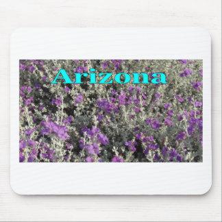Arizona Texas Sage Turquoise Mouse Pad