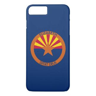 Arizona The Copper State Personalized Flag iPhone 8 Plus/7 Plus Case