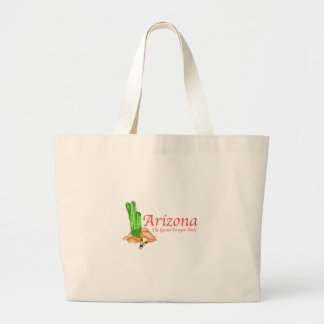 Arizona The Grand Canyon State Canvas Bag