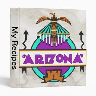 Arizona Thunderbird Shield Binder