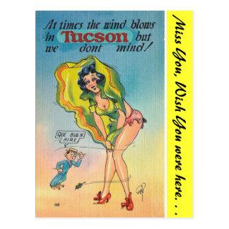 Arizona, Tucson Postcard