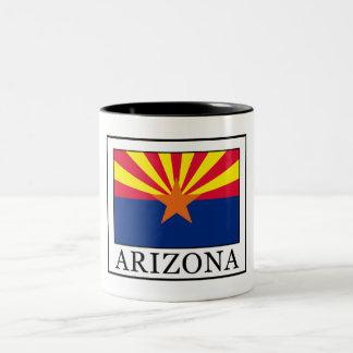 Arizona Two-Tone Coffee Mug