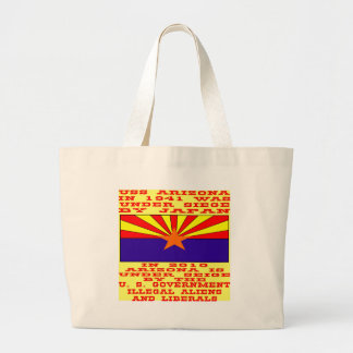 Arizona Under Siege By Federal Government 01 Bag