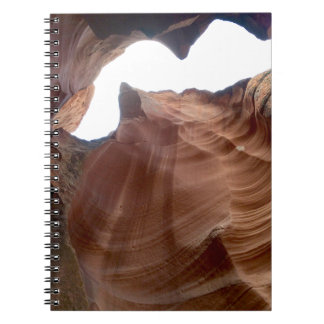 ARIZONA - Upper Antelope Canyon Z - Red Rock Notebook