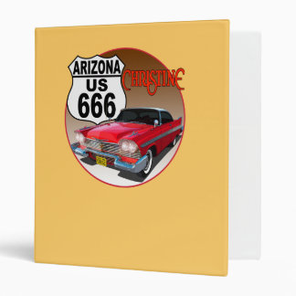 Arizona US Route 666 - Christine Binder