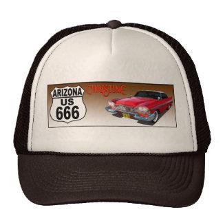 Arizona US Route 666 - Christine Mesh Hat