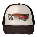 Arizona US Route 666 - Christine Trucker Hat