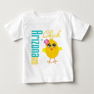 Arizona USA Chick Baby T-Shirt
