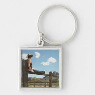 Arizona, USA Keychain