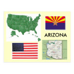 Arizona, USA Postcard