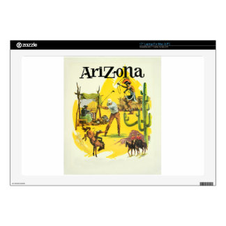 Arizona Vintage Advertising Decal For Laptop