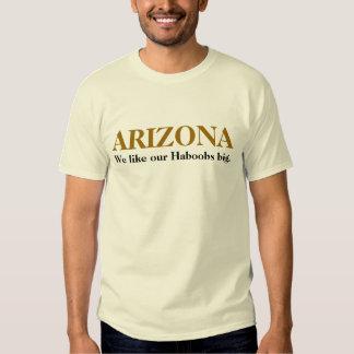 ARIZONA - We like our Haboobs big. T Shirts