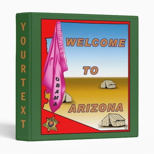 Arizona Welcomes Obama Binder