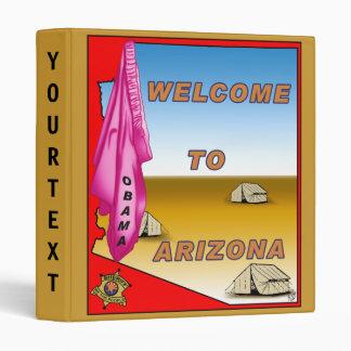Arizona Welcomes Obama Binders