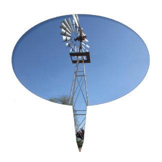 Arizona Windmill Cake Picks
